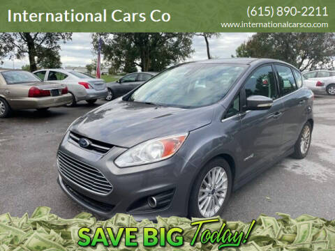 2013 Ford C-MAX Hybrid for sale at International Cars Co in Murfreesboro TN
