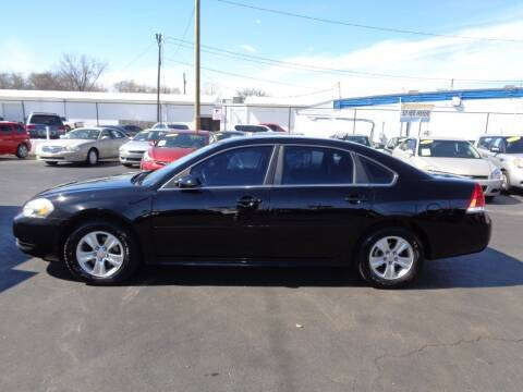 2013 Chevrolet Impala for sale at Cars Unlimited Inc in Lebanon TN