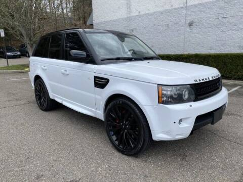 2013 Land Rover Range Rover Sport for sale at Select Auto in Smithtown NY