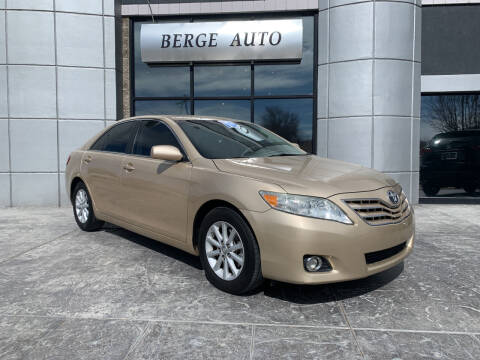 2010 Toyota Camry for sale at Berge Auto in Orem UT