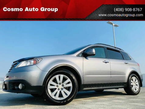 2008 Subaru Tribeca for sale at Cosmo Auto Group in San Jose CA