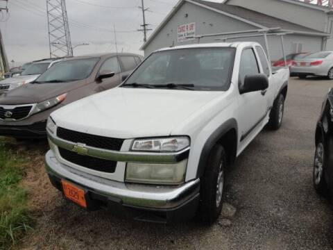 2008 Chevrolet Colorado for sale at CARZ R US 1 in Heyworth IL