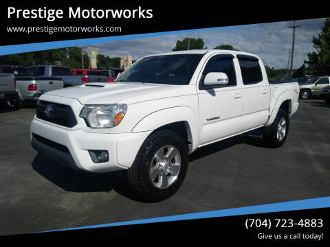 2012 Toyota Tacoma for sale at Prestige Motorworks in Concord NC