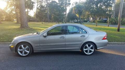 2004 Mercedes-Benz C-Class for sale at Import Auto Brokers Inc in Jacksonville FL