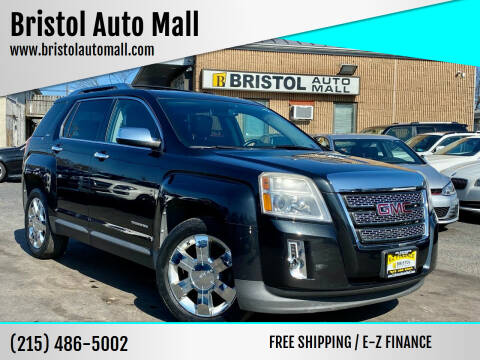 2011 GMC Terrain for sale at Bristol Auto Mall in Levittown PA