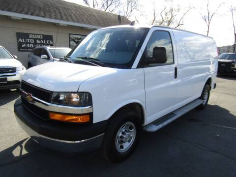 2019 Chevrolet Express Cargo for sale at 2010 Auto Sales in Troy NY