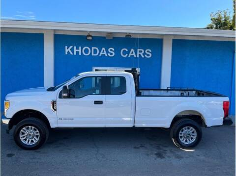 2017 Ford F-350 Super Duty for sale at Khodas Cars in Gilroy CA