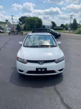 2008 Honda Civic for sale at WXM Auto in Cortland NY