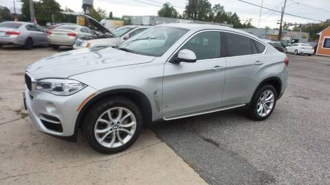 2016 BMW X6 for sale at Unlimited Auto Sales in Upper Marlboro MD