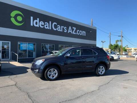2015 Chevrolet Equinox for sale at Ideal Cars Apache Trail in Apache Junction AZ
