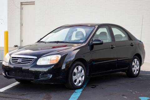 2007 Kia Spectra for sale at Carland Auto Sales INC. in Portsmouth VA