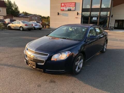 2011 Chevrolet Malibu for sale at MAGIC AUTO SALES in Little Ferry NJ