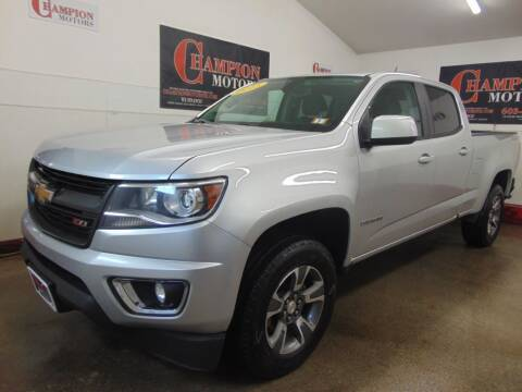 2015 Chevrolet Colorado for sale at Champion Motors in Amherst NH
