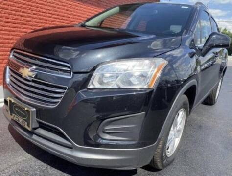2016 Chevrolet Trax for sale at Cars R Us in Indianapolis IN
