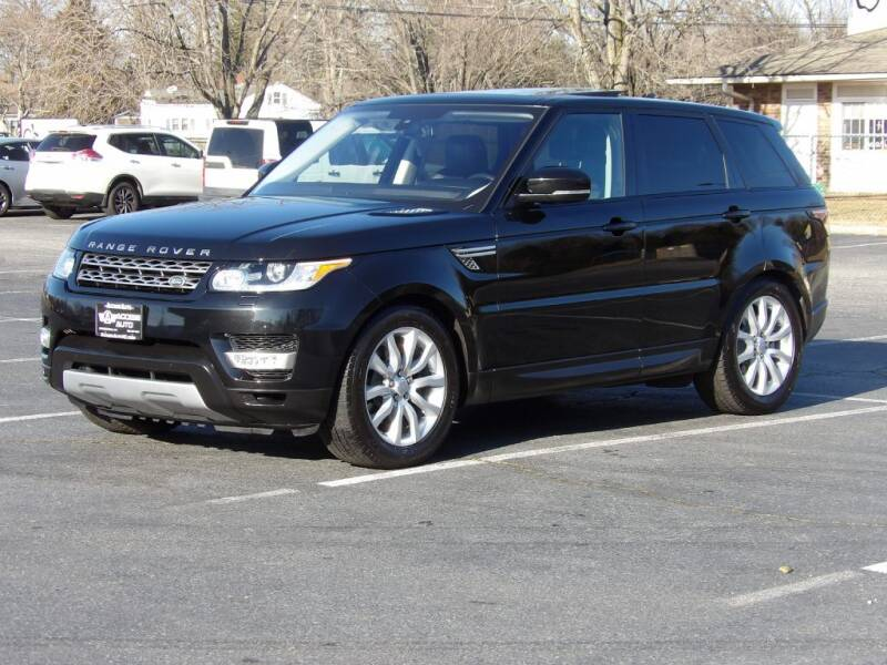 2016 Land Rover Range Rover Sport for sale at Access Auto in Kernersville NC