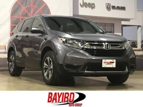 2018 Honda CR-V for sale at Bayird Truck Center in Paragould AR