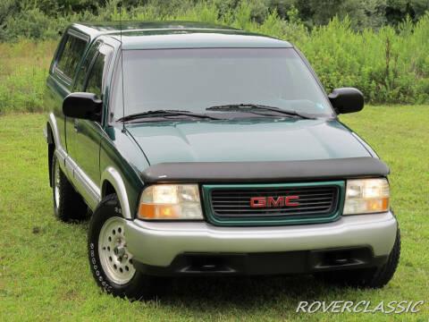 2000 GMC Sonoma for sale at Isuzu Classic in Cream Ridge NJ