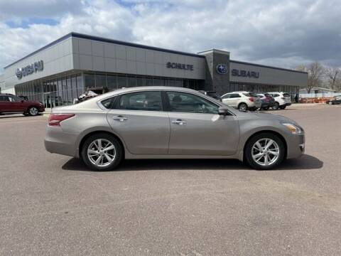 2013 Nissan Altima for sale at Schulte Subaru in Sioux Falls SD