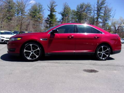 2014 Ford Taurus for sale at Mark's Discount Truck & Auto Sales in Londonderry NH