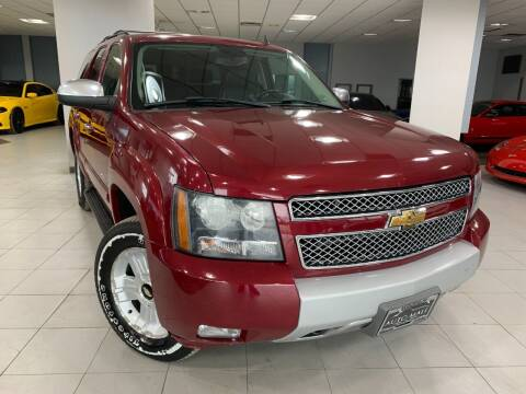 2007 Chevrolet Tahoe for sale at Auto Mall of Springfield in Springfield IL