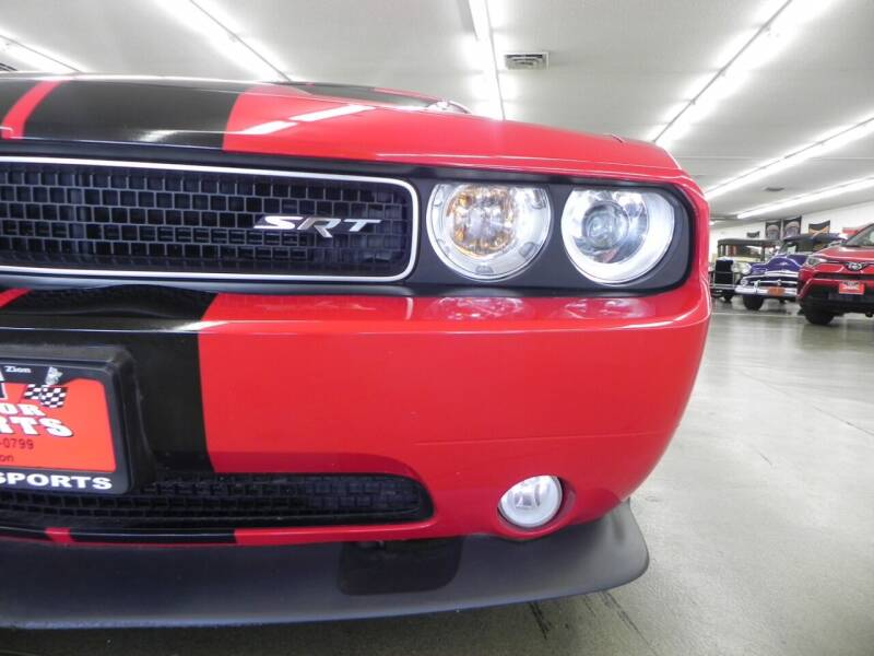 2012 Dodge Challenger for sale at 121 Motorsports in Mount Zion IL