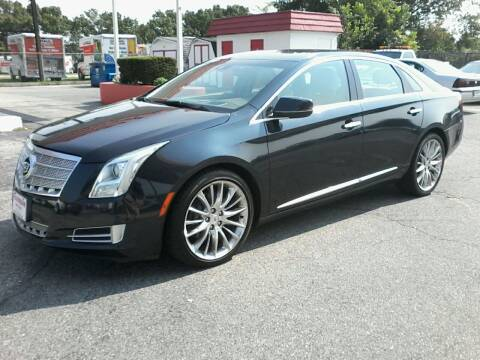 2013 Cadillac XTS for sale at HARMAN MOTORS INC in Salisbury MD