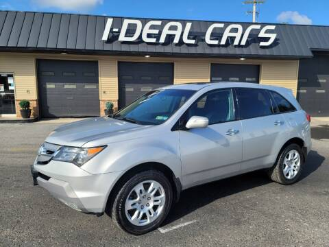 2008 Acura MDX for sale at I-Deal Cars in Harrisburg PA