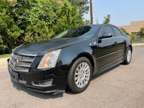 2011 Cadillac CTS for sale at A.I. Monroe Auto Sales in Bountiful UT
