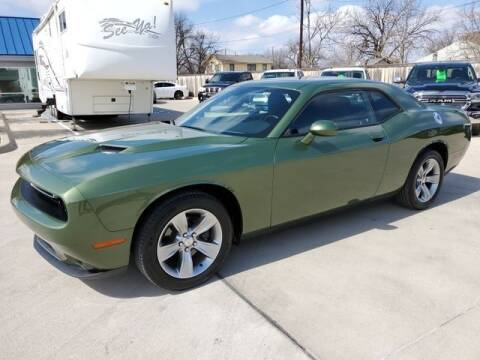 2020 Dodge Challenger for sale at Kell Auto Sales, Inc - Grace Street in Wichita Falls TX