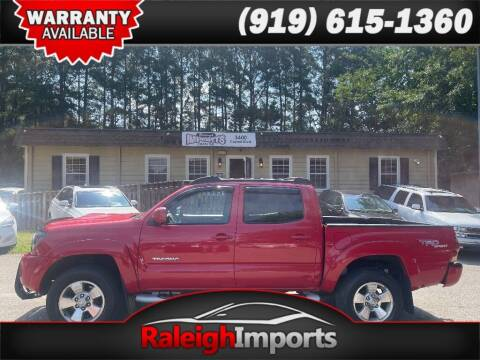 2005 Toyota Tacoma for sale at Raleigh Imports in Raleigh NC