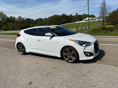 2015 Hyundai Veloster for sale at Car Depot Auto Sales Inc in Seymour TN