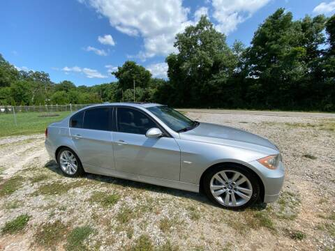 2007 BMW 3 Series for sale at Tennessee Valley Wholesale Autos LLC in Huntsville AL