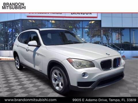 2014 BMW X1 for sale at Brandon Mitsubishi in Tampa FL