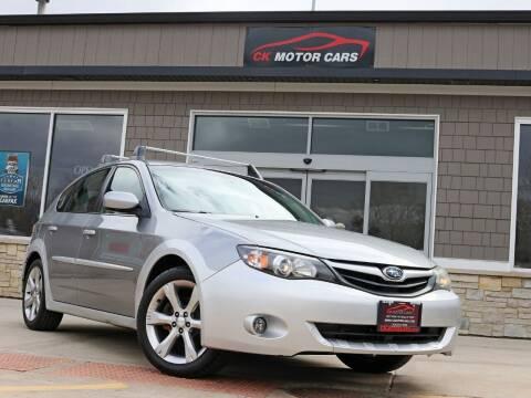 2011 Subaru Impreza for sale at CK MOTOR CARS in Elgin IL