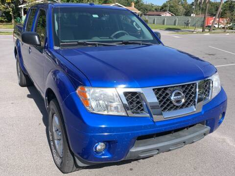 2013 Nissan Frontier for sale at Consumer Auto Credit in Tampa FL
