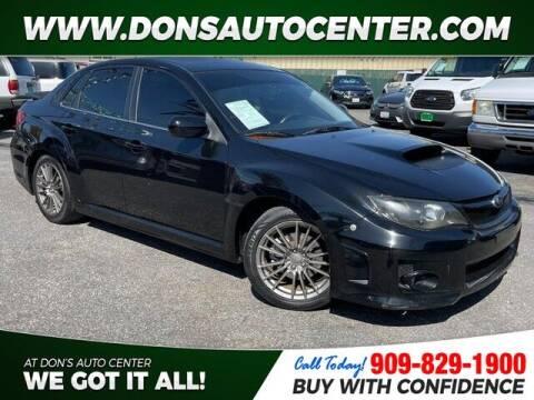 2014 Subaru Impreza for sale at Dons Auto Center in Fontana CA