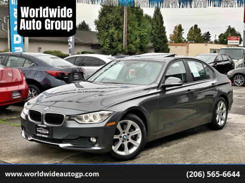 2012 BMW 3 Series for sale at Worldwide Auto Group in Auburn WA