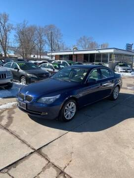 2010 BMW 5 Series for sale at Right Away Auto Sales in Colorado Springs CO