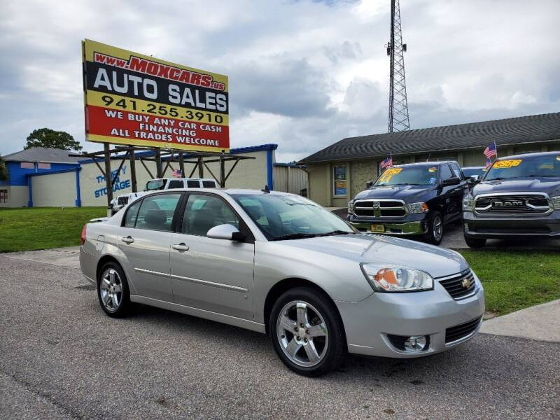 2007 Chevrolet Malibu for sale at Mox Motors in Port Charlotte FL