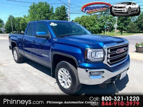 2016 GMC Sierra 1500 for sale at Phinney's Automotive Center in Clayton NY