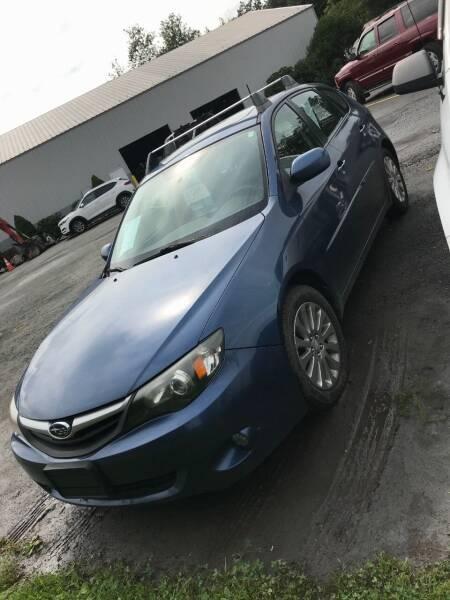 2011 Subaru Impreza for sale at DDK Motors LLC in Rock Hill NY