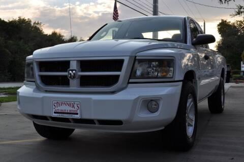 2011 RAM Dakota for sale at STEPANEK'S AUTO SALES & SERVICE INC. in Vero Beach FL