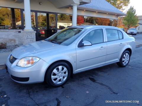 2006 Chevrolet Cobalt for sale at DEALS UNLIMITED INC in Portage MI