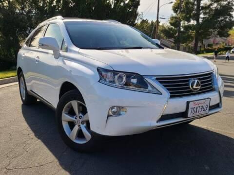 2015 Lexus RX 350 for sale at CAR CITY SALES in La Crescenta CA