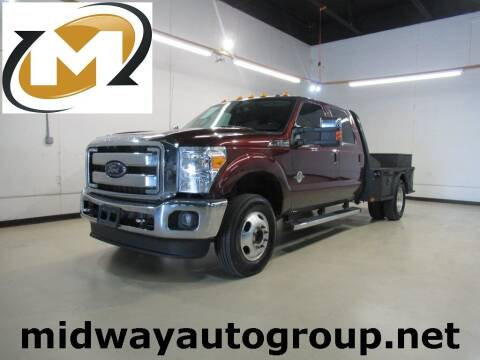 2016 Ford F-350 Super Duty for sale at Midway Auto Group in Addison TX