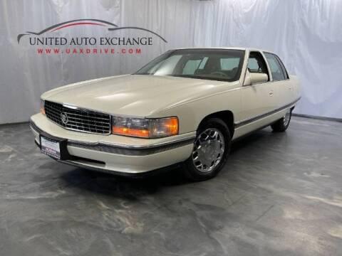 1995 Cadillac DeVille for sale at United Auto Exchange in Addison IL