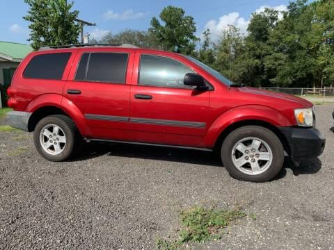 2008 Dodge Durango for sale at Popular Imports Auto Sales in Gainesville FL