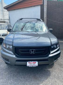 2010 Honda Ridgeline for sale at E-Z Pay Used Cars in McAlester OK