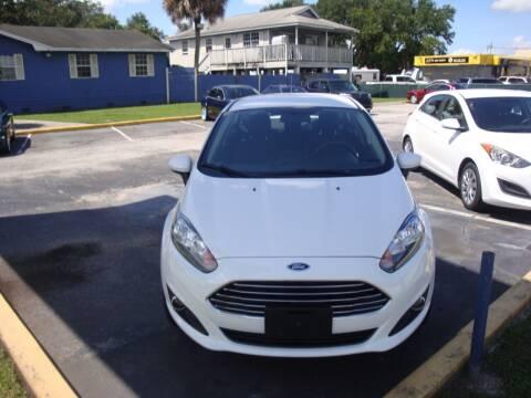 2019 Ford Fiesta for sale at Mikano Auto Sales in Orlando FL