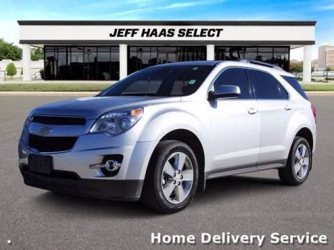 2012 Chevrolet Equinox for sale at JEFF HAAS MAZDA in Houston TX